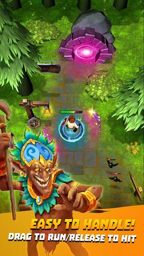 Epic Magic Warrior