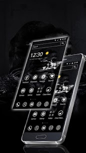 Dark Ponder Theme 1.1.4 Mod + APK + Data UPDATED 1