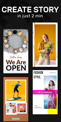 Download APK: 1SStory – Insta Story Art Editor & Collage Maker v15.0 [Unlocked]