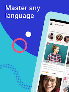 Tandem Language Exchange: Speak & learn languages Screenshot