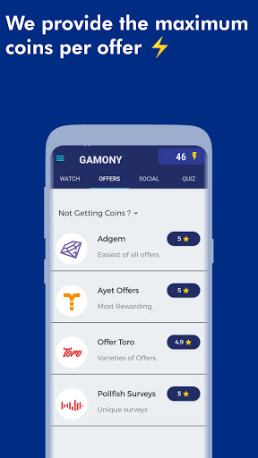 Gamony : Free Rewards  screenshots 4