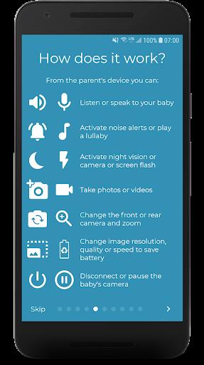 BabyCam - Baby Monitor Camera 1.99 Screenshots 6