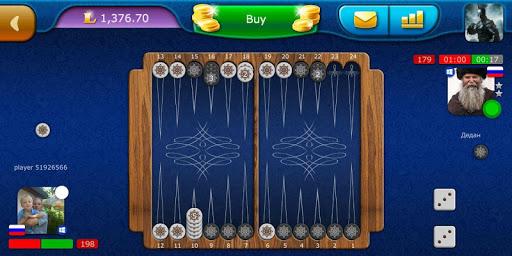 Backgammon LiveGames - live free online game 4.01 screenshots 7