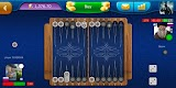 screenshot of Backgammon LiveGames - live free online game
