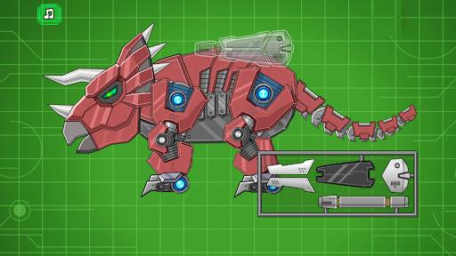 Assemble Robot War Triceratops  screenshots 1