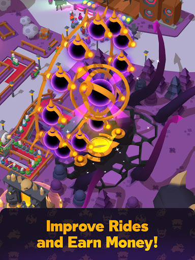 Hell Park - Tycoon Simulator Apkfinish screenshots 16