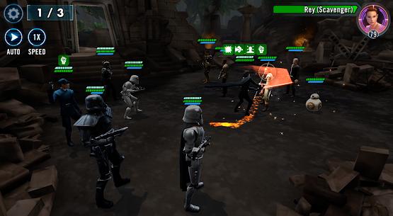 Star Wars: Galaxy of Heroes MOD APK [Unlimited Energy, No CD] – Prince APK 6