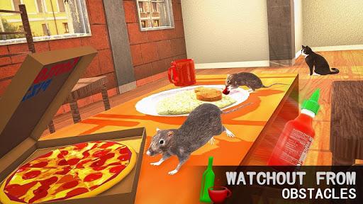 mouse simulator : virtual wild life 2020 screenshot 3