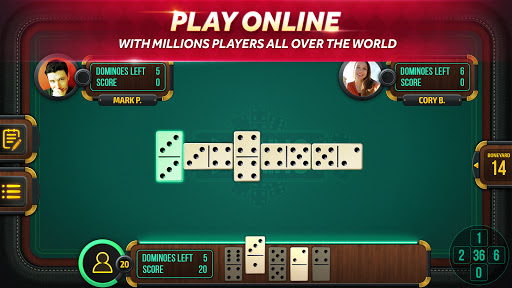 Domino - Dominoes online. Play free Dominos! 2.12.3 Screenshots 13