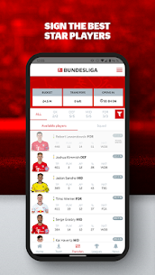 Official Bundesliga Fantasy Manager 1.22.0 Latest MOD Updated 3