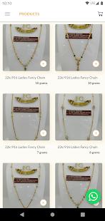 Nageshwar Chain - Gold Chain Wholesaler App 1.4.0 screenshots 4