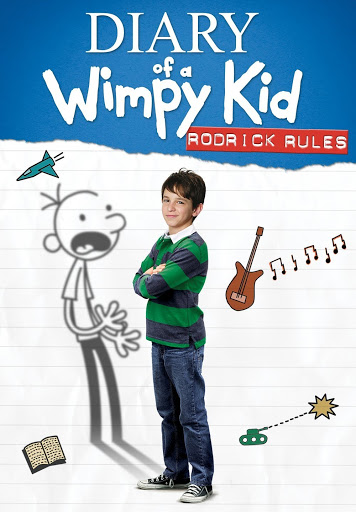 Diary Of A Wimpy Kid Rodrick Rules Movies On Google Play
