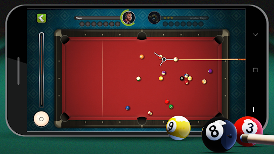 8 Ball Billiards Mod Apk 2.0.3 (Free Shopping) 5