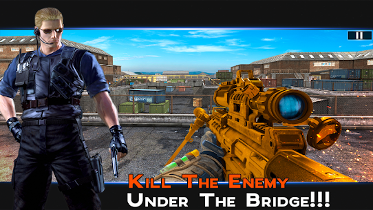 Police Counter Terrorist Strike Battlegrounds Hack for Android and iOS 1