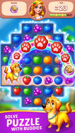 Fruit Diary - Match 3 Games Without Wifi 1.20.0 screenshots 20