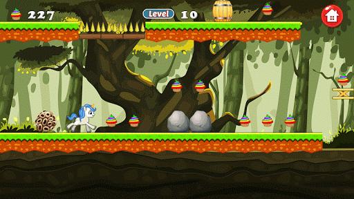 Unicorn Dash Attack: Unicorn Games screenshots 1