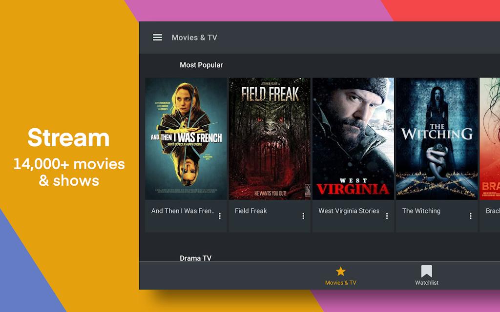 Plex: Stream Free Movies, Shows, Live TV & more  poster 16