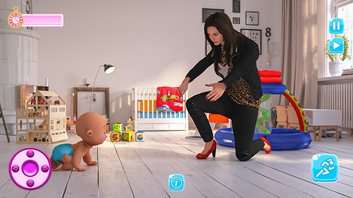 Pregnant Mother : Virtual Pregnant Mom Simulator 1.0.2 screenshots 1