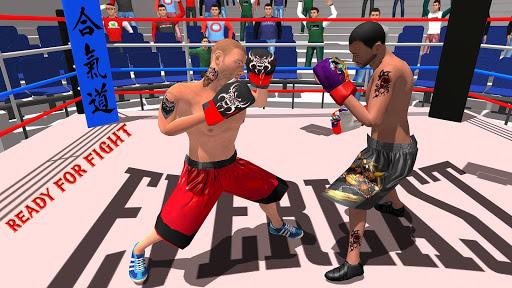 Ninja Fighter Punch Boxing Kung Fu Karate Warrior 1.0 screenshots 10