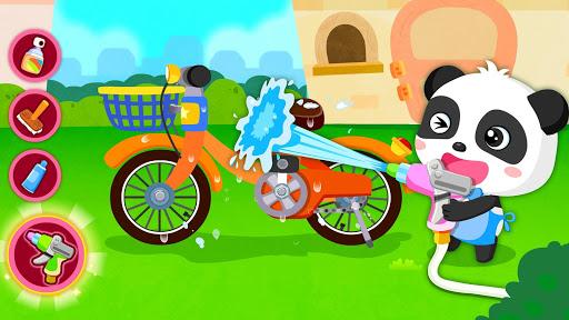 Baby Panda Happy Clean android2mod screenshots 17