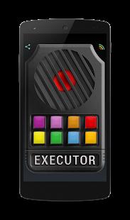 EXECUTOR Sound Keychain+Tones!
