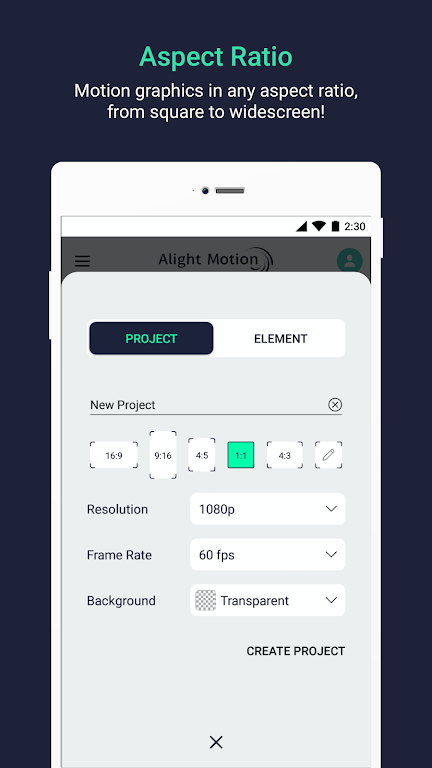 Alight Motion — Video and Animation Editor poster 3