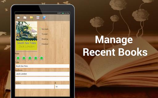 EBook Reader & Free ePub Books android2mod screenshots 17