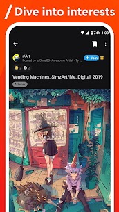 Reddit Premium v2021.12.0 MOD APK is Here ! [Latest] 3