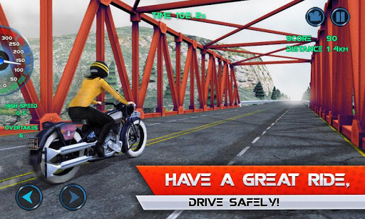 Moto Traffic Race 1.27 Screenshots 5
