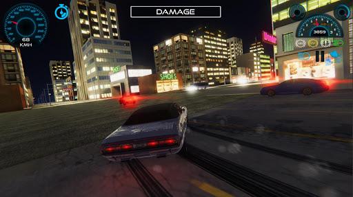 car cruising: in city screenshot 1