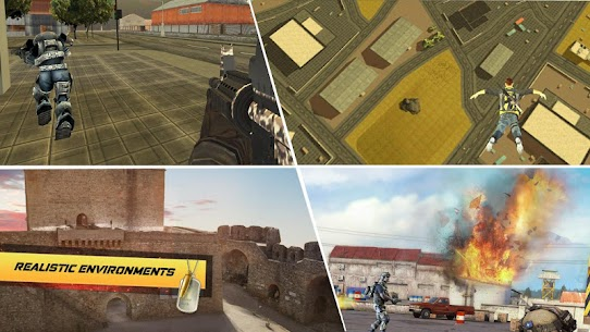 FPS Counter Attack: Real Commando Mission Hack Online [Android & iOS] 2
