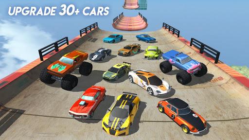 Mega Ramp Car Racing :  Impossible Tracks 3D 5.5 Screenshots 7