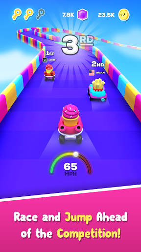 Cupcake Crew: Yum Run 1 screenshots 14