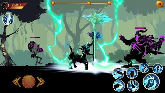 Shadow fighter 2: Shadow & ninja fighting games 3