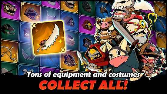 Hack Game Idle Hero Battle - Dungeon Master apk free