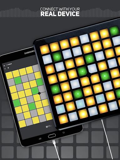 SUPER PADS LIGHTS - Your DJ app  Screenshots 16