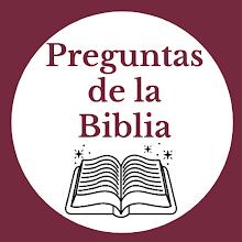 Preguntas de la Biblia icon