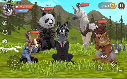Code Triche WildCraft: Sim sauvage en ligne 3D (Astuce) APK MOD screenshots 5