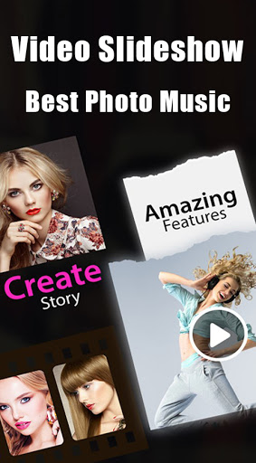 Video Maker with Photo and Music  screenshots 1