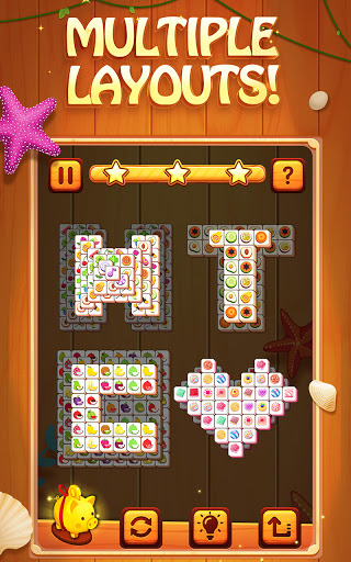 Tile Master - Classic Triple Match & Puzzle Game  screenshots 10