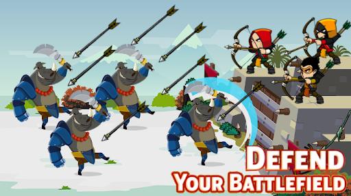 kingdom rush - king of defense screenshot 1
