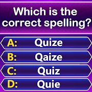 Spelling Quiz - Spell learning Trivia Word Game