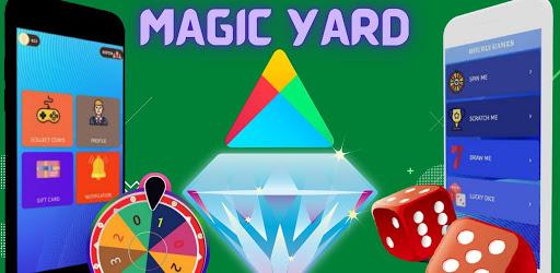 Magic Yard free G gift card code from Games Credit screenshots 5