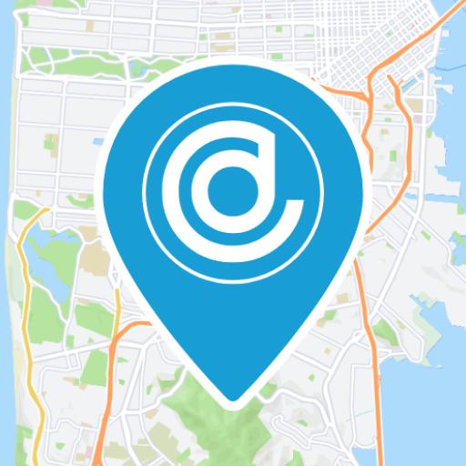 Hellotracks - Mapa de localización y seguimiento