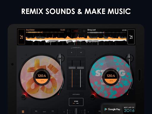 edjing Mix - Free Music DJ app 6.40.01 Screenshots 8