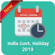 India Govt Holiday Calendar 2020 - Public Holidays