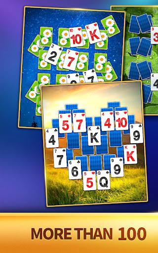 Solitaire TriPeaks : Solitaire Grand Royale android2mod screenshots 11