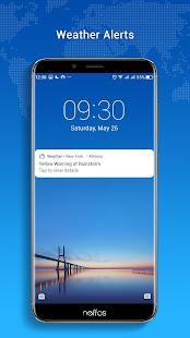 Neffos Weather 9.0-20181217.10025-rel Screenshots 6