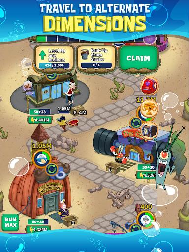 SpongeBobu2019s Idle Adventures screenshots 22