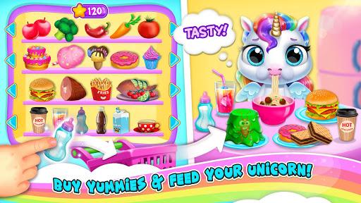 My Baby Unicorn 2 - New Virtual Pony Pet android2mod screenshots 4
